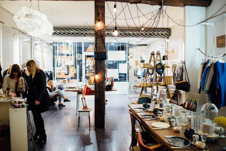 Boutique à Rennes