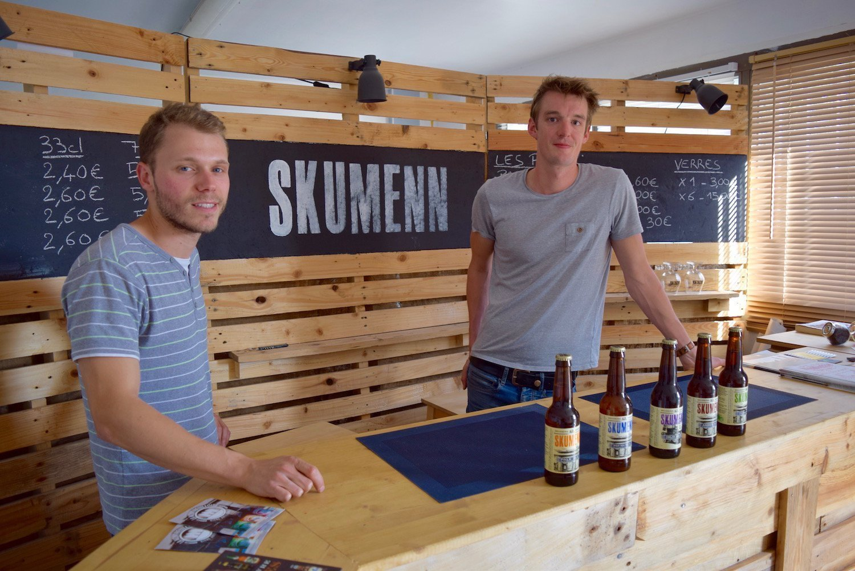 Brasserie Skumenn à Rennes