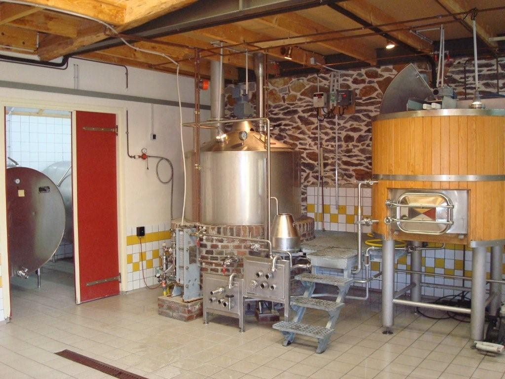 The Sainte-Colombe brewery