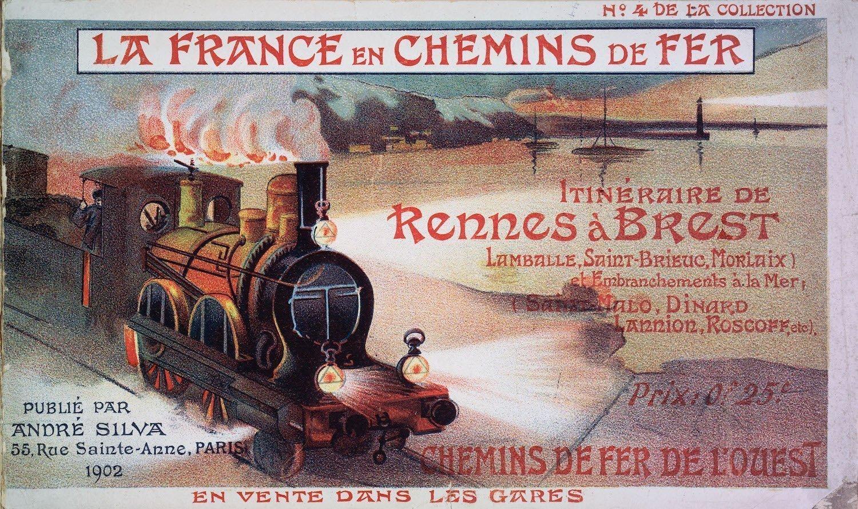 La France en chemin de fer