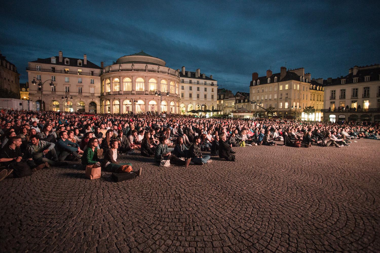 Screening of the opera Carmen