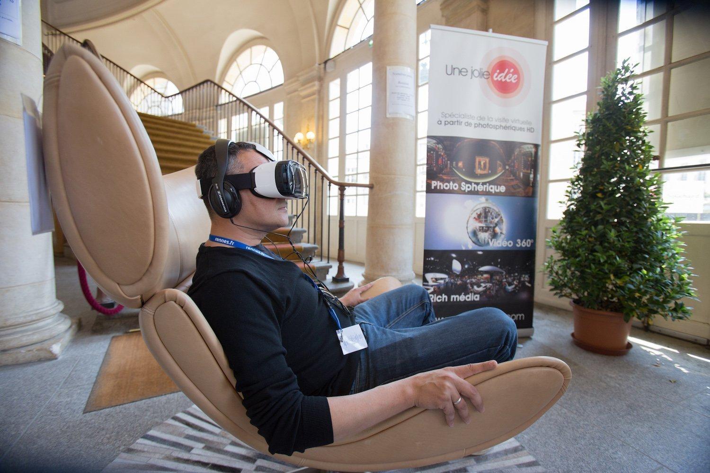 Venez explorer l'Opéra de Rennes en 3D