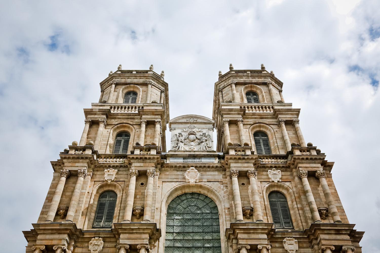 Façade de la Cathédrale Saint-Pierre