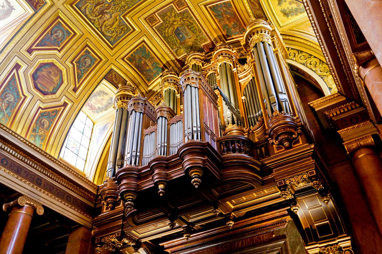 Orgue de la cathédrale Saint-Pierre de Rennes