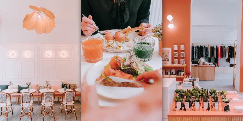 Concept Store Chéri-Chéri à Rennes