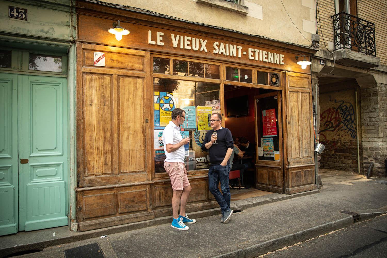 Le vieux Saint-Etienne