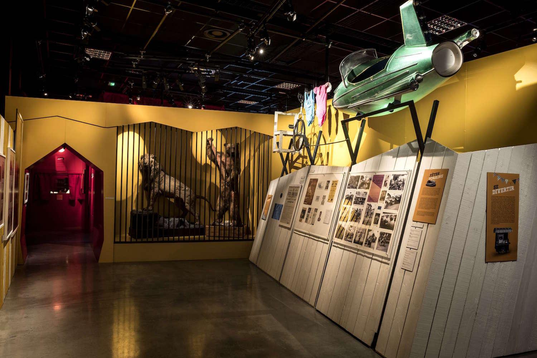Ecomusée : sorties et expositions