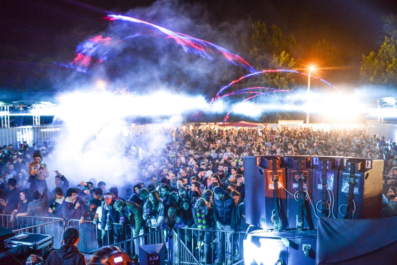Texture Festival: ambiance festive en plein air