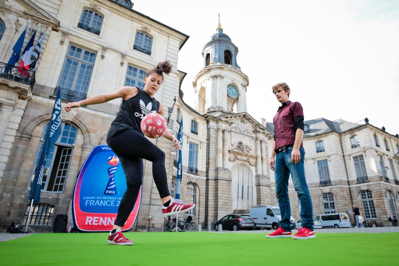 Rennes, une terre de foot