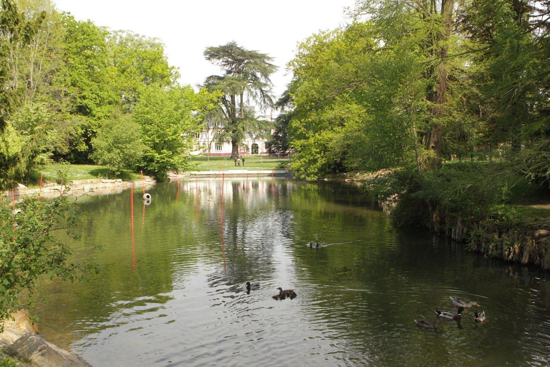 El parque Oberthür