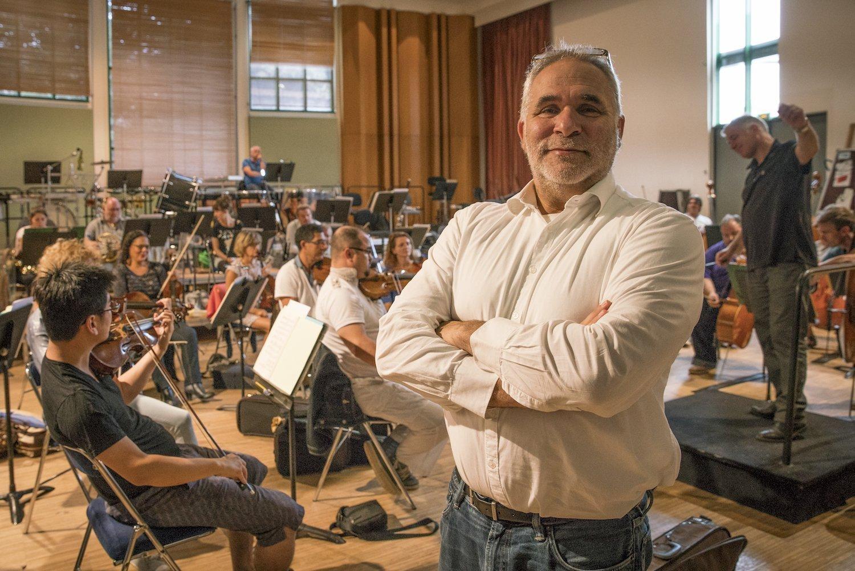 Marc Feldman et la musique