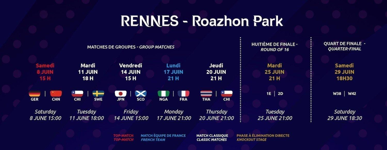 7 matchs à vivre au Roazhon Park
