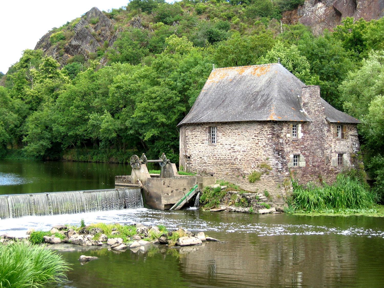 Le moulin du Boël à Bruz (35)