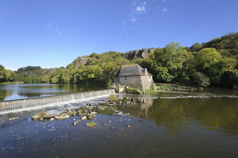 Le Moulin du Boël à Bruz près de Rennes