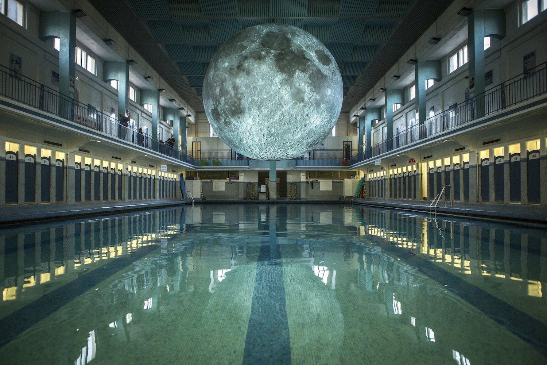 Museum of the Moon de Luke Jerram