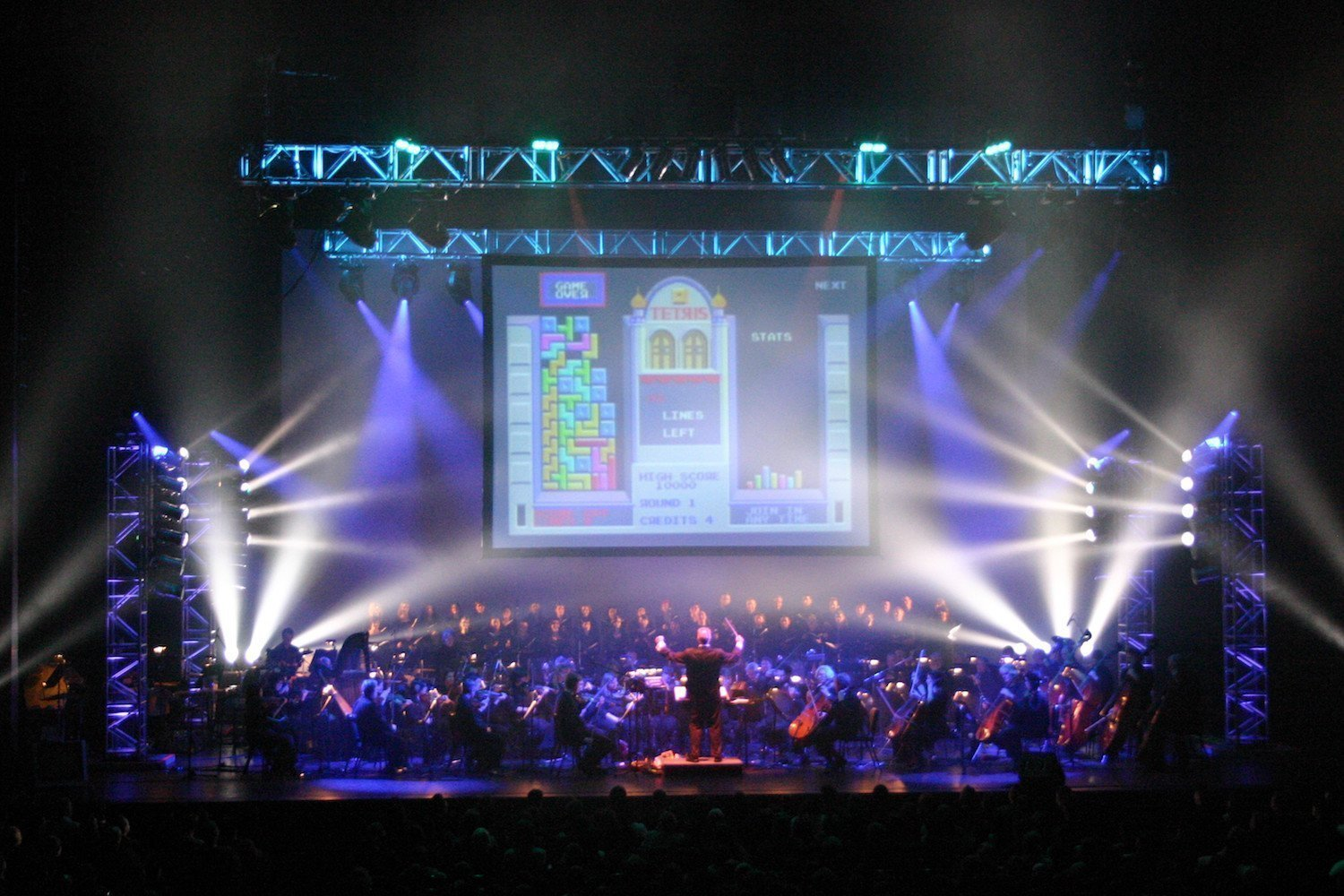 OSV - Video games live