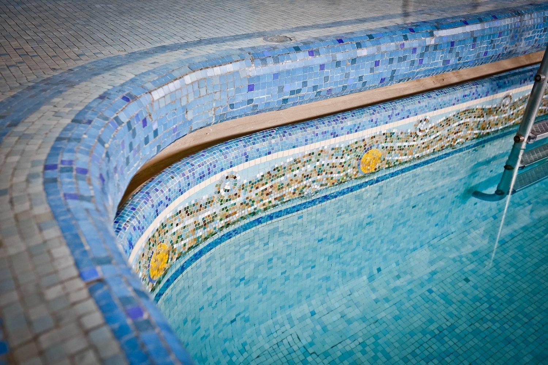 Odorico dans les piscines de Rennes