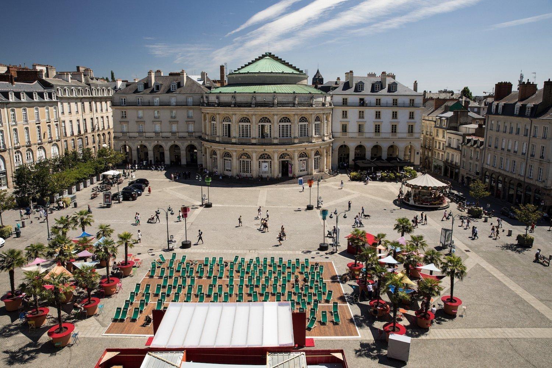 Rennes Opera House