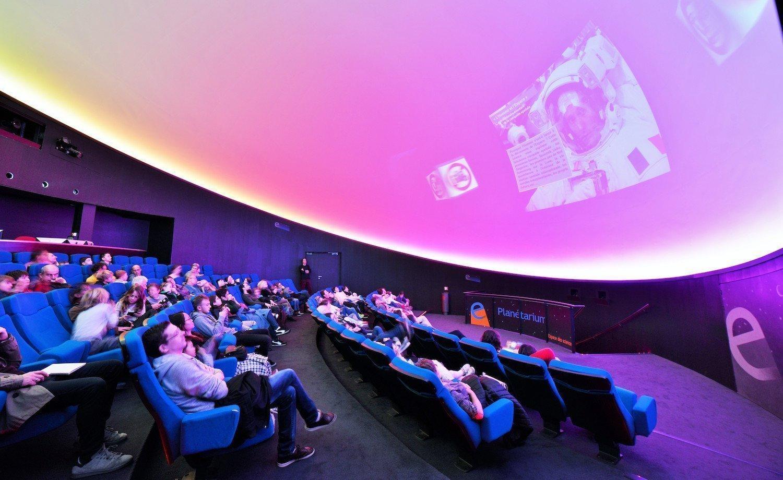 Planetarium - Space Center in Rennes