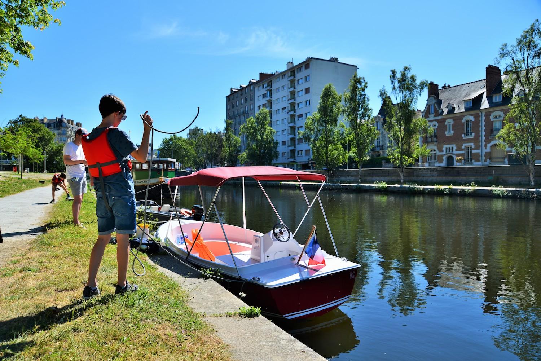 P'tits bateaux - Rennes