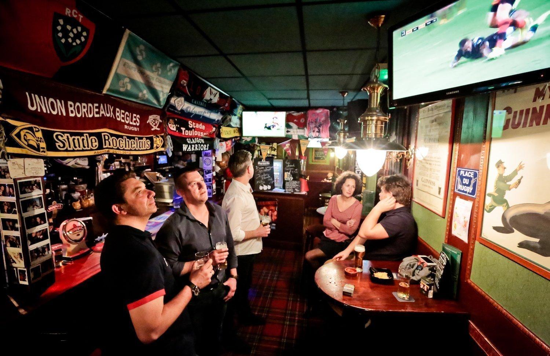 The kilkenny's pub