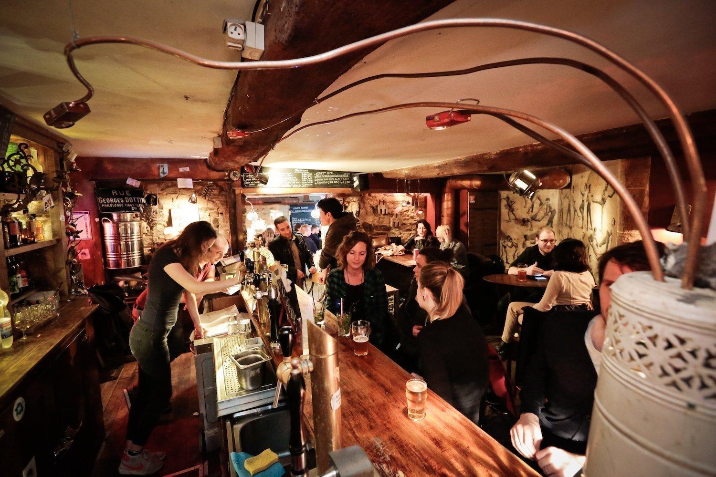 The oan's pub