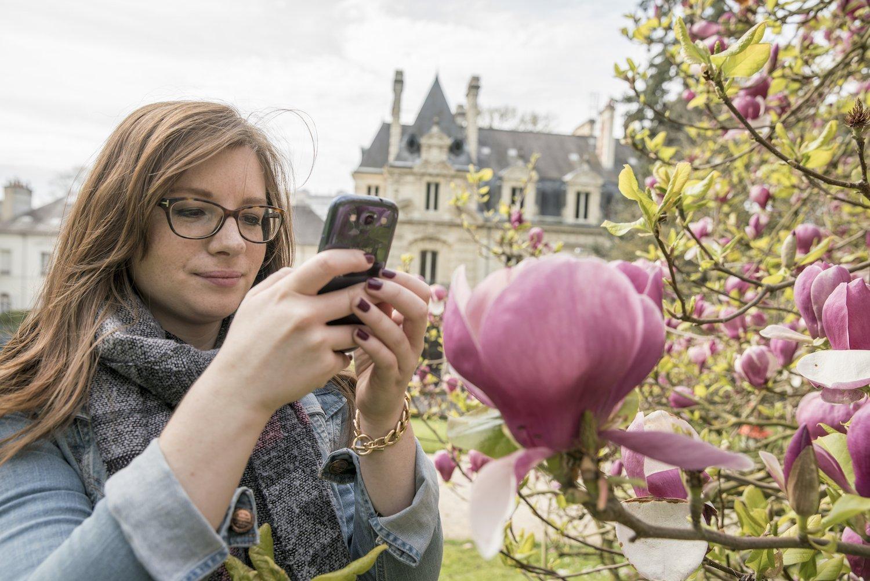 Aurélie Fortin au Thabor
