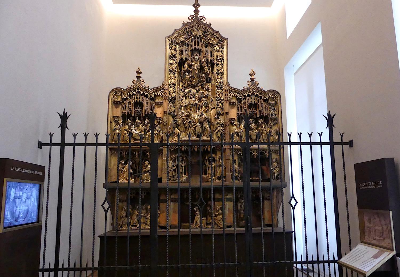 Retable anversois de la cathédrale Saint Pierre