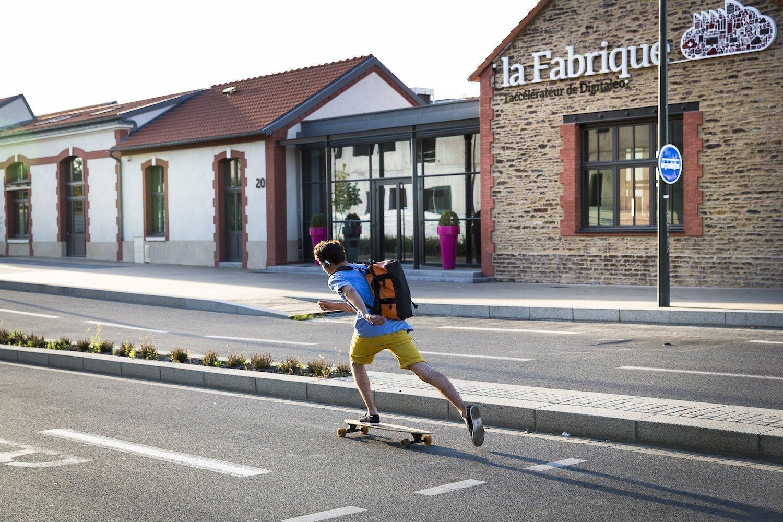 Skate en Rennes
