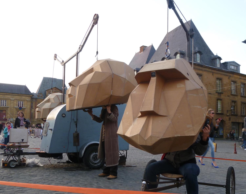 Headspace, de la compagnie Electric Circus