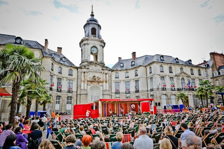 Transat en ville - Rennes