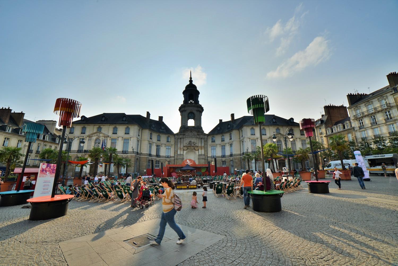 Le festival Transat en ville