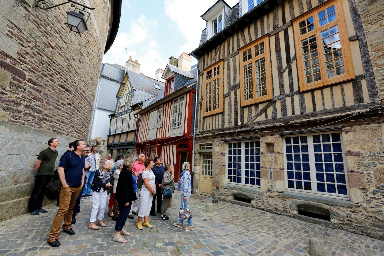 Guided tours - Stret de la Psalette
