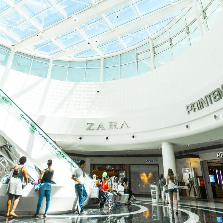 Centre Commercial Alma de Rennes