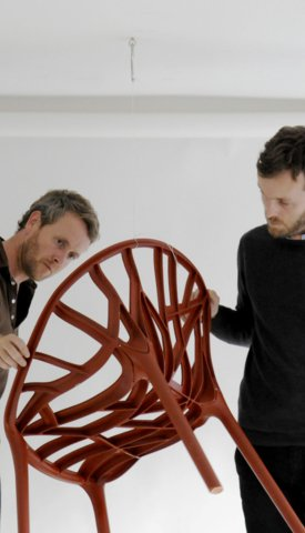 The Bouroullec brothers