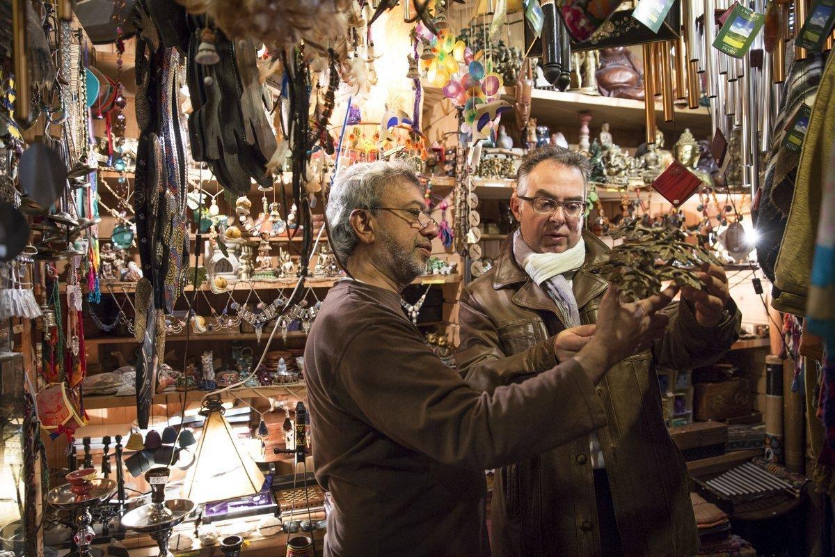 La boutique le Palissandre à Rennes