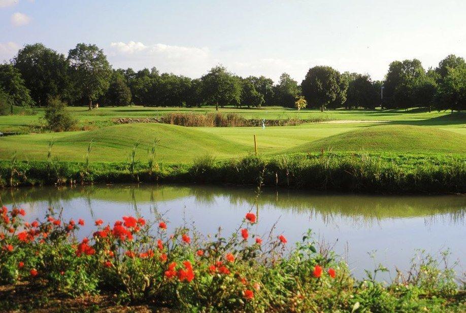 Golf le Blue green de Saint-Jacques