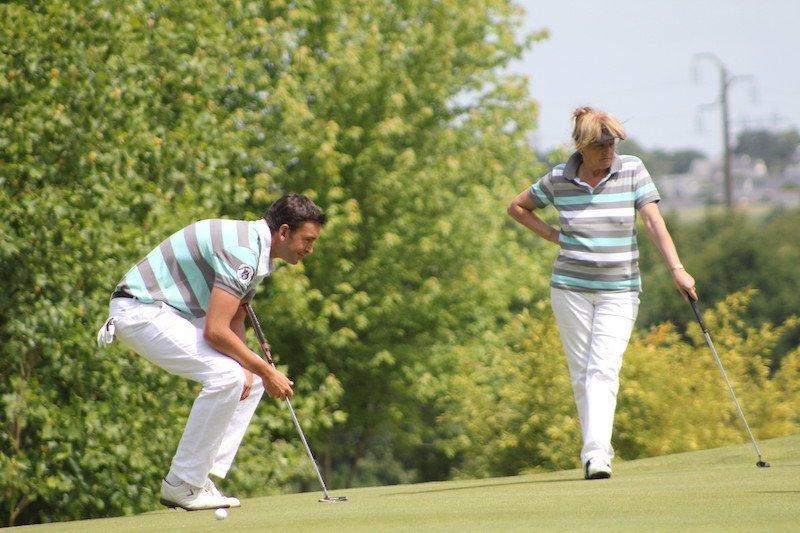 Golfing in Rennes