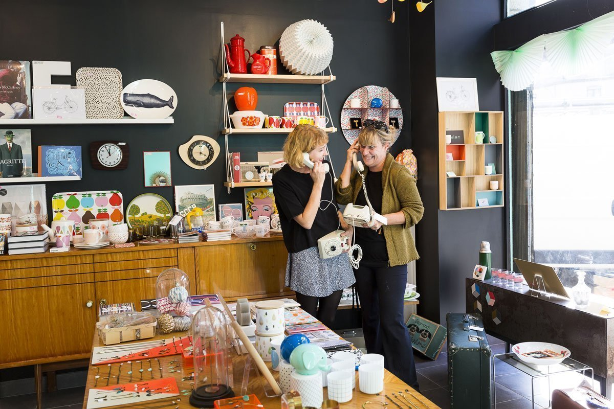 Ateliers, boutiques et corners à Rennes