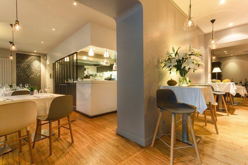 Racines, restaurant étoilé à Rennes