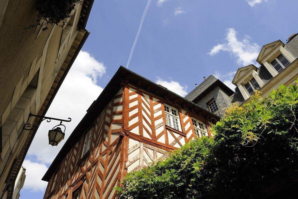 Rue des Dames - Rennes
