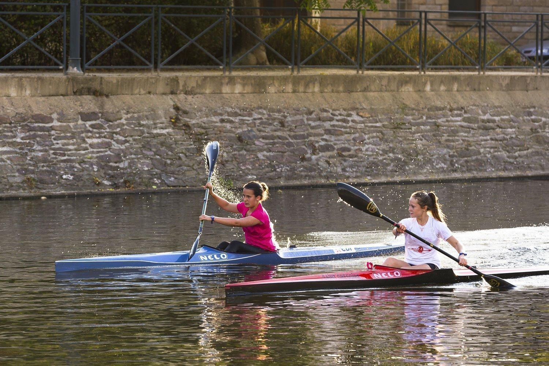 Kayaking in Rennes