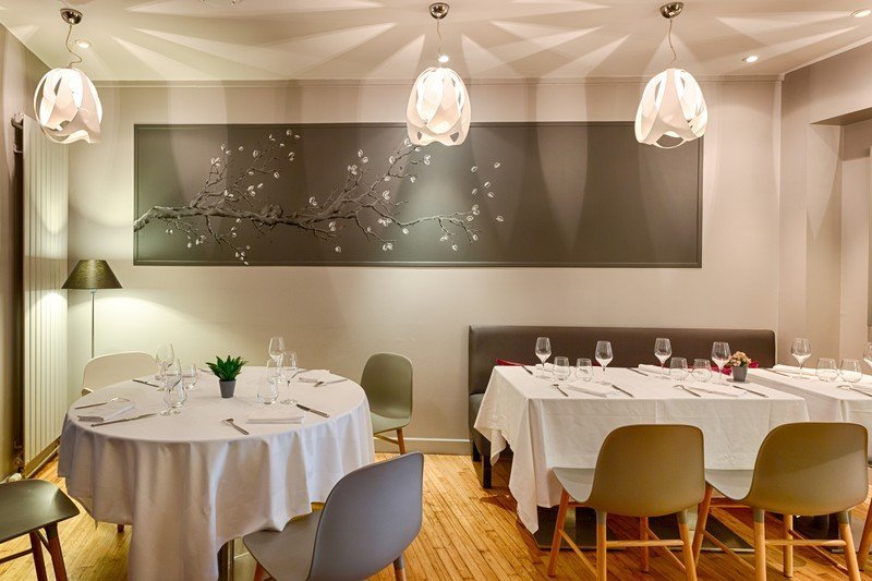 Restaurant Racines à Rennes