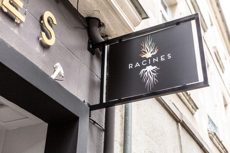 Racines restaurant étoilé à Rennes