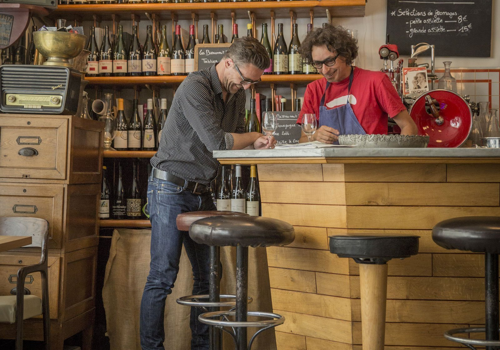 Restaurante Le Tire-Bouchon en Rennes