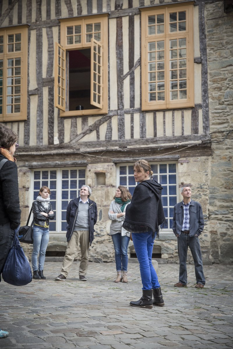 Guided tours in Rennes