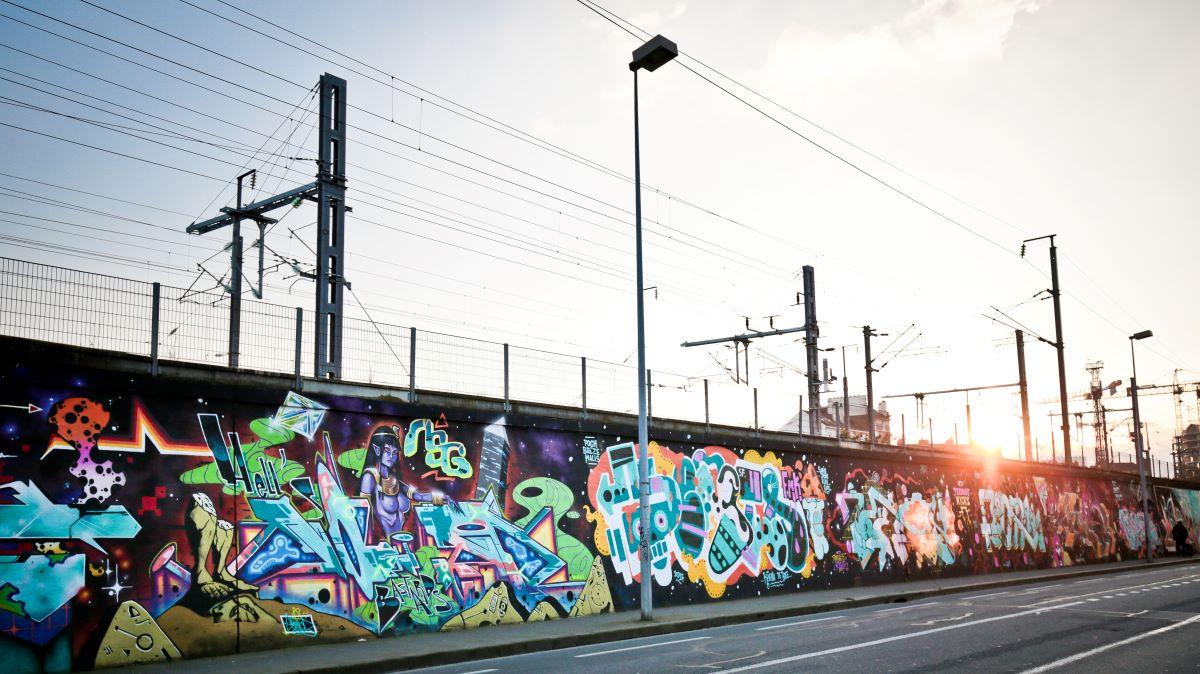 Le wall of fame de Rennes