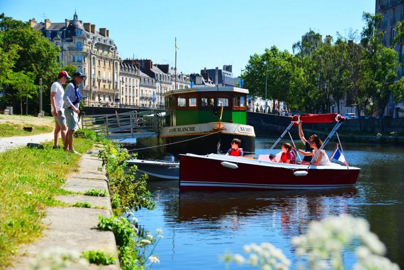 Les P'tits Bateaux Canal Saint-Martin