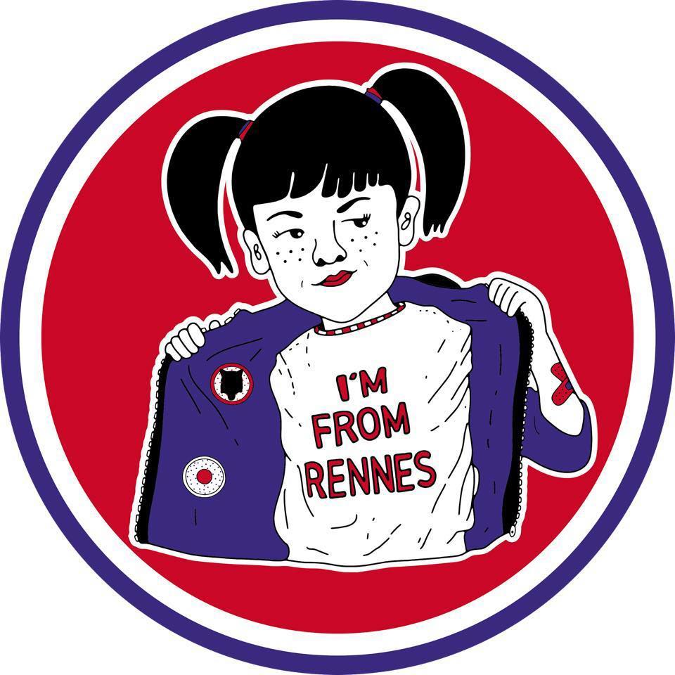 Affiche I'm from Rennes 2019