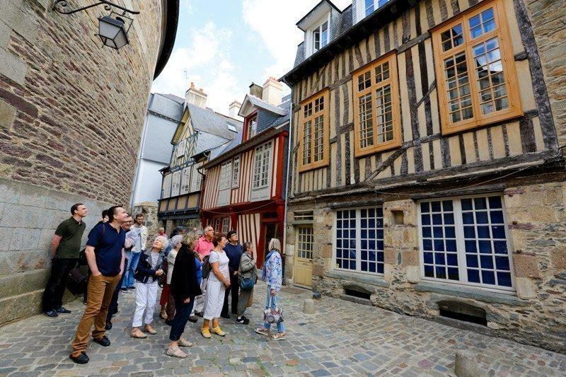 Visite guidée Rennes